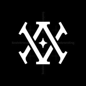 Av Or Va Letter Logos