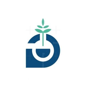 Agro Plant A Letter Logo