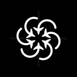 Airplane Star Logo