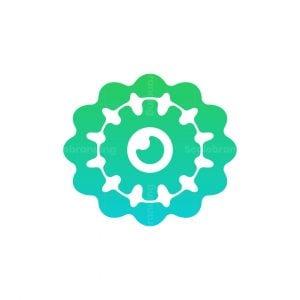 Amoeba Eye Logo