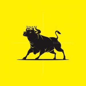 Attack King Bull Logo