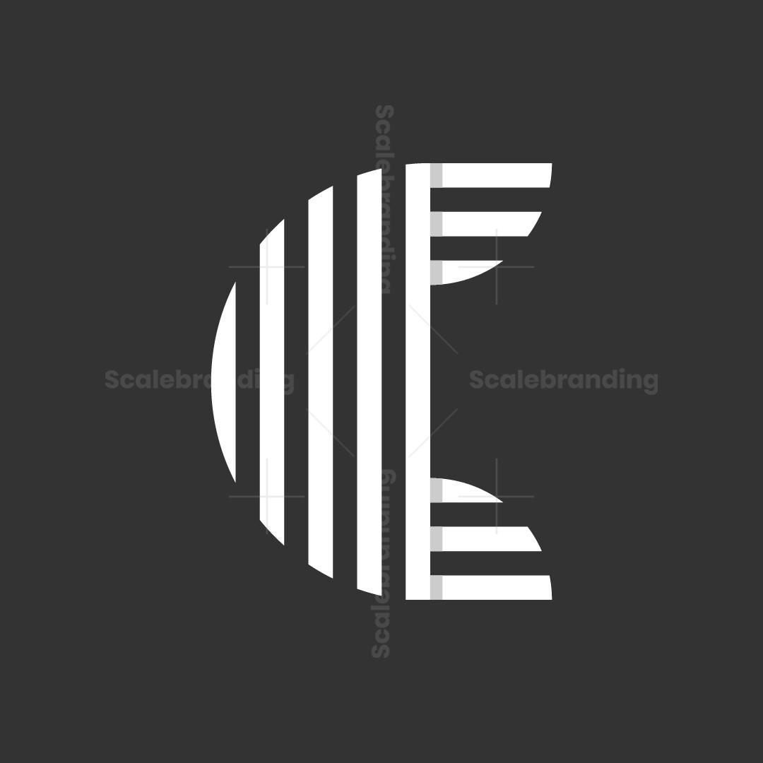 Letter C Line Logo