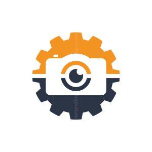 Camera Gear Photo Logo