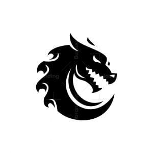 Circle Dragon Logo
