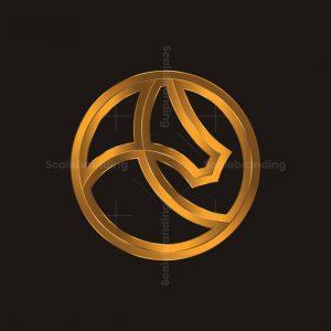 Circle Horse Logo