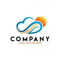 Cloud Bird Logo