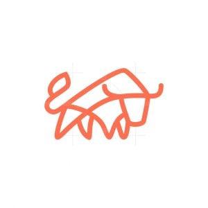 Creative Bull Logo