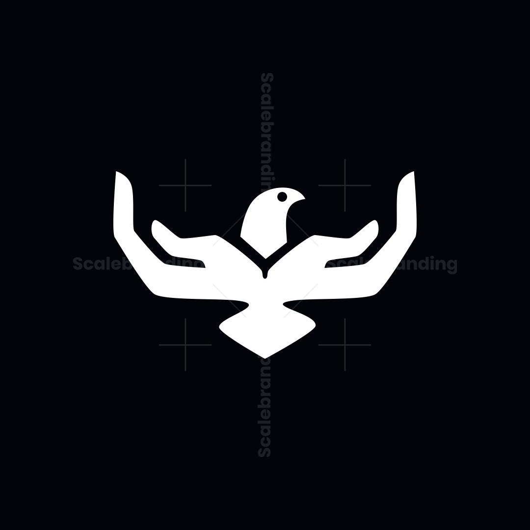 Dove Hands Logo