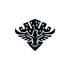 Eagle City Logo