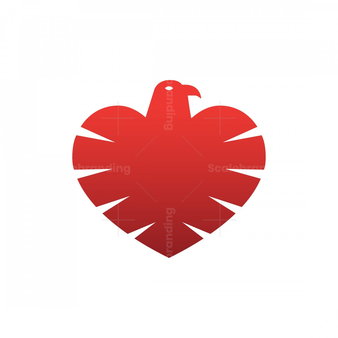 Eagle Heart Logo
