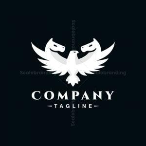 Eagle And Horse Logo