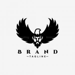 Eagle And Men Logo