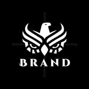 Eagle And Owl Logo