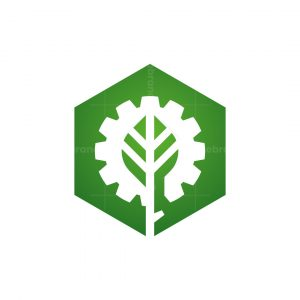Eco Industry Logo