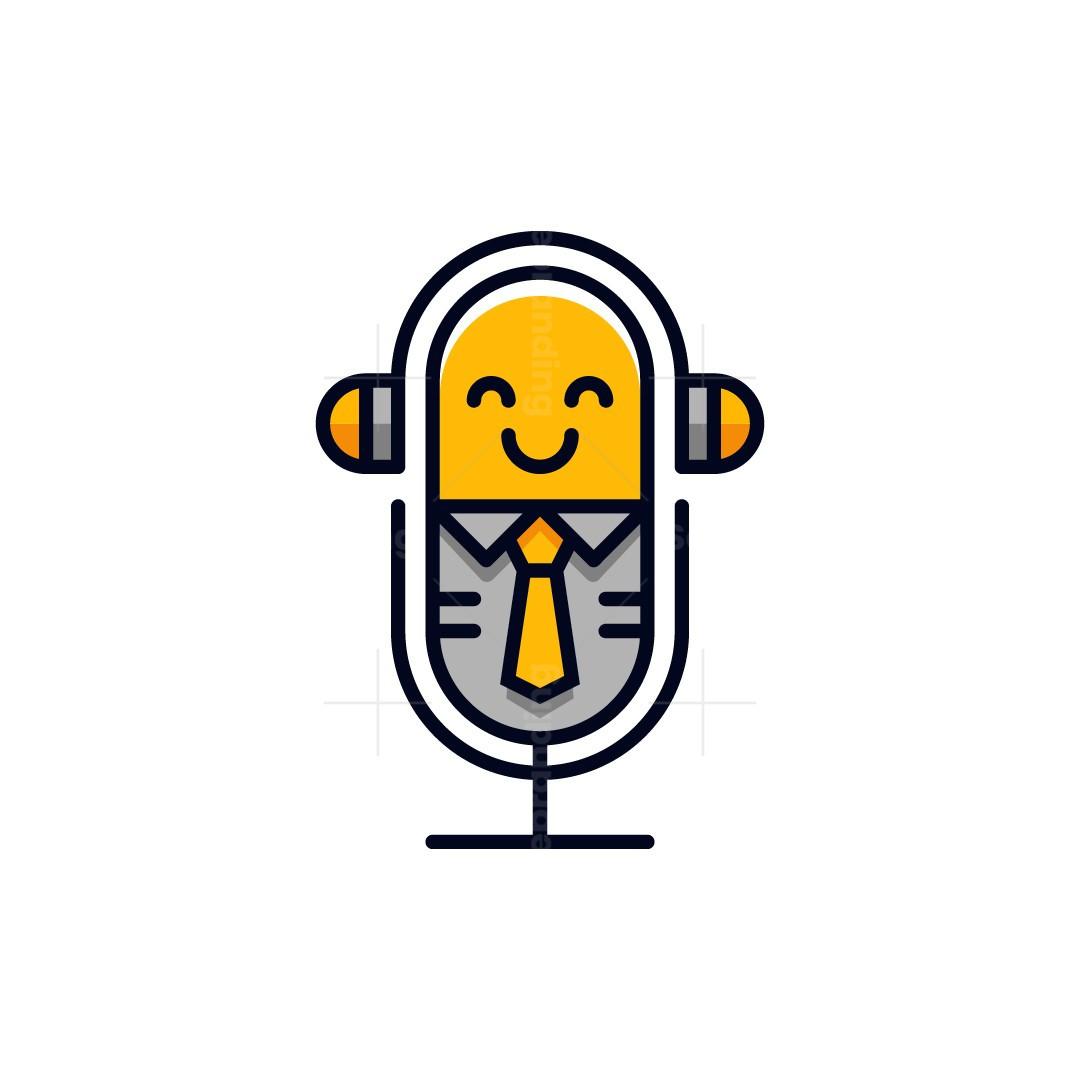 Enjoy Podcast Logo