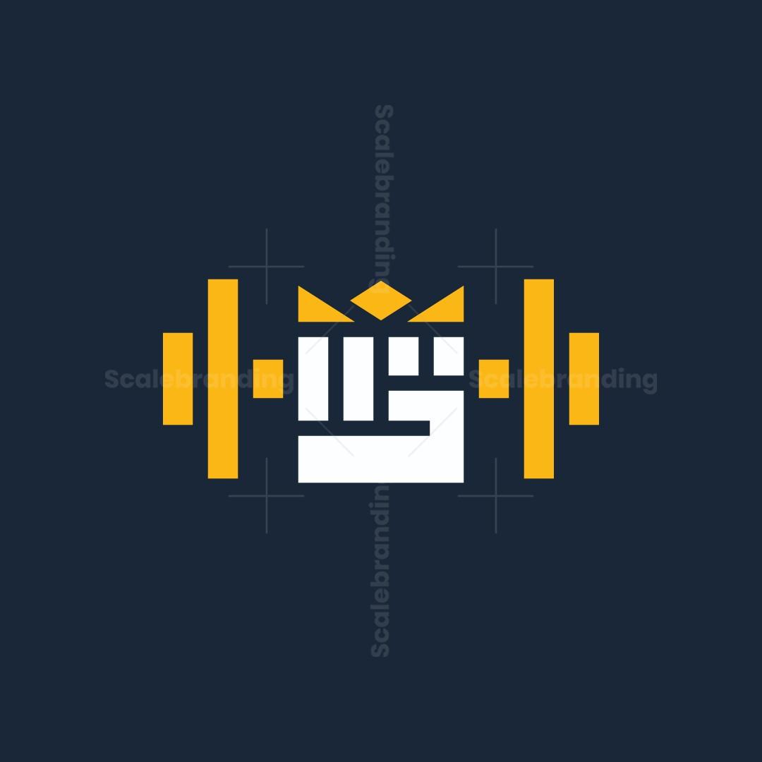 Fitness Crown Logo