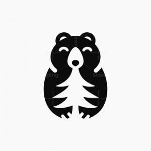 Forest Bear Logo