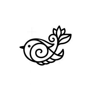 Freedom Bird Hand Logo