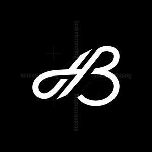 Hb Letter Logo