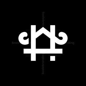 Hash Tag House Logo