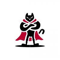 Hero Cat Logo