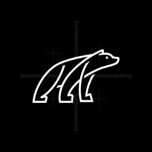 Iconic Bear Logo