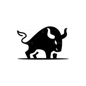 Iconic Bull Logo