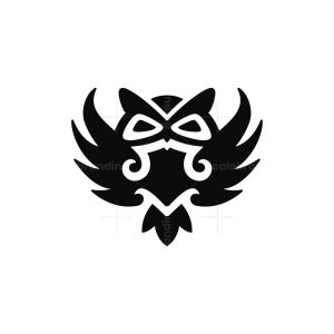 Iconic Owl Logo