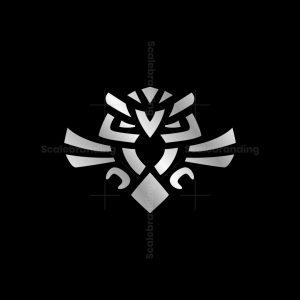Iconic Modern Owl Logo