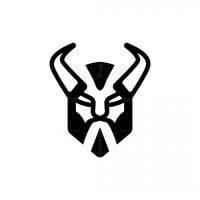 Iconic Viking Logo