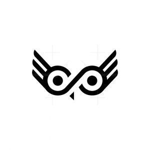 Infinity Owl Logo