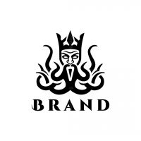 Kraken King Logo