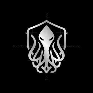 Kraken Shield Logo