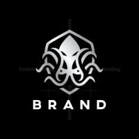 Kraken Shield Logo