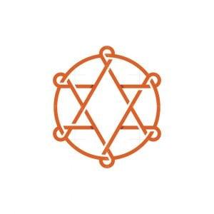 Abstract Av Va Star Logo