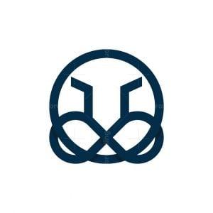 Infinity Lion Logo