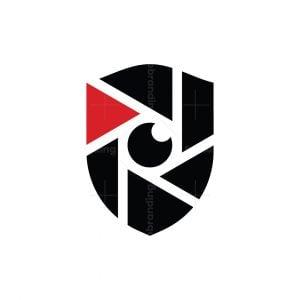 Shield Lens Media Logo