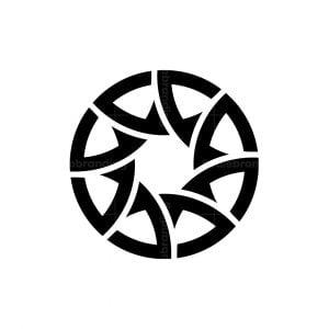 Letter G Circle Logo