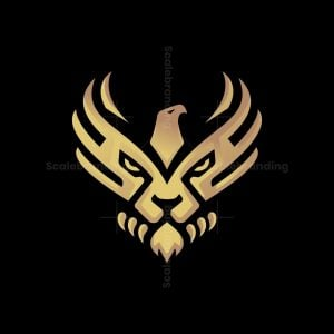 Lion And Eagle Logo