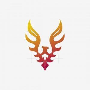 Lion And Phoenix Logo