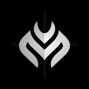 Luxury M Logo