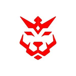 Luxury Majestic Lion Logo