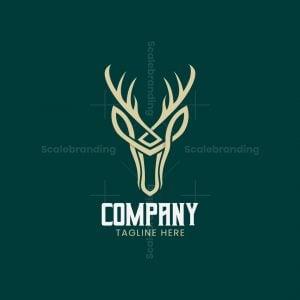 M & U Deer Head Logo