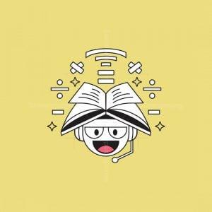 Mathematics Mascot Logo