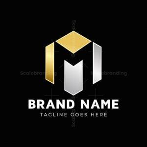 Monogram M Logo