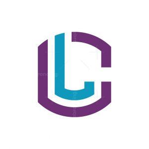 Minimal Letter Cl Logo
