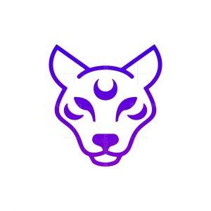Mystical Cat Logo