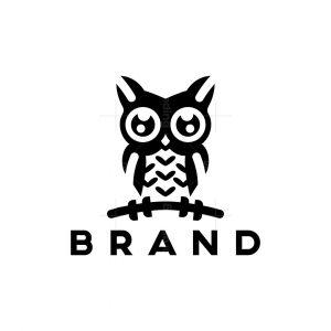 Nerd Owl Logo