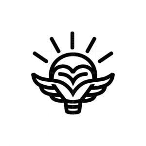 Owl Lamp Logo