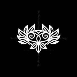 Owl Leaf Logo